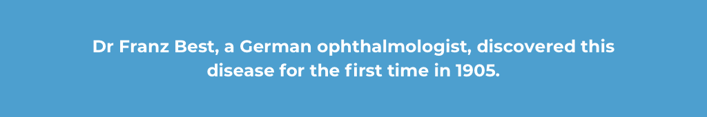 second-most-common-type-of-juvenile-macular-degeneration-best-disease