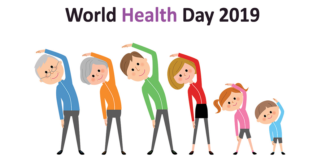 World Health Day – Agenda for 2019 – April 7th