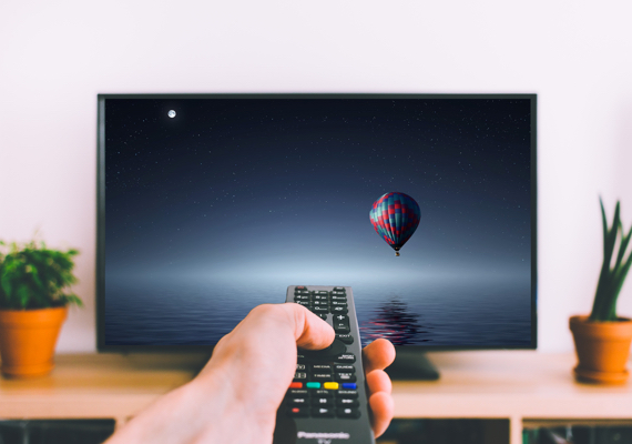 Visually Impaired product for Watching Tv and Videos