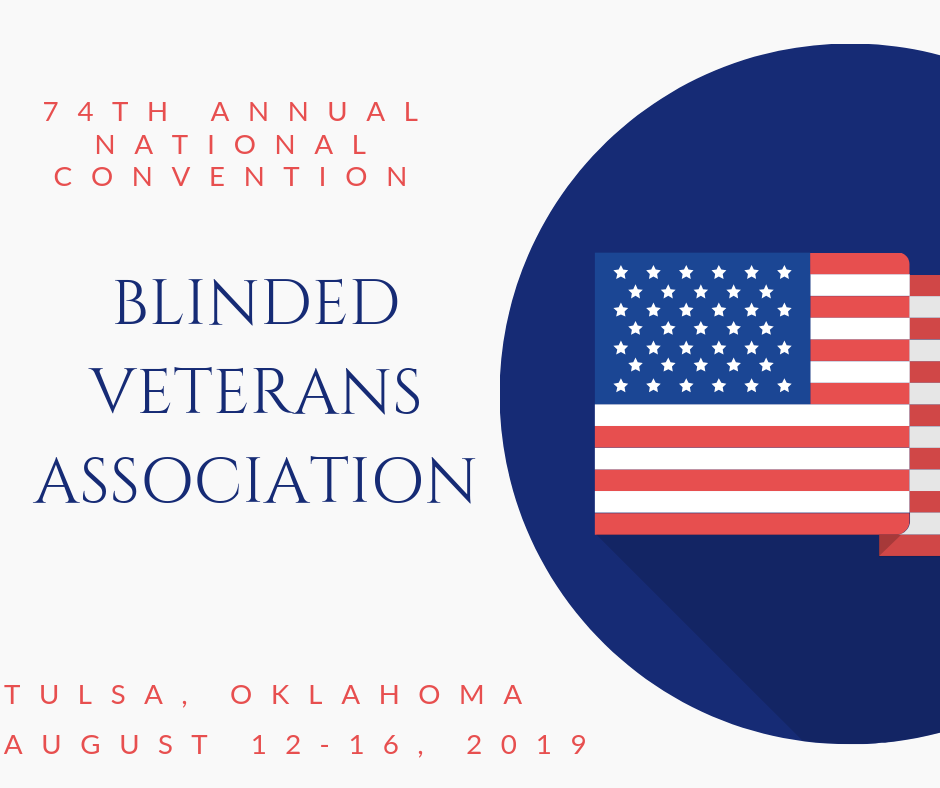 IrisVision Joins the Blinded Veterans Association National Convention 2019