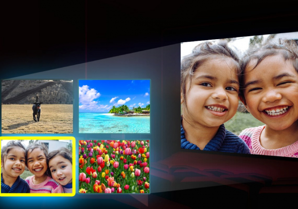 Take and Save Photos in your Photo Gallery